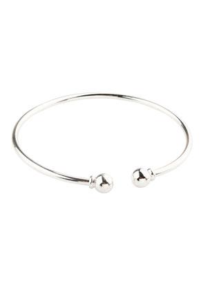www.sayila.com - Metal bracelet with removable ball-clasp 20cm