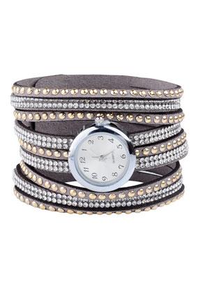 www.sayila.es - Reloj pulsera con strass 16-18cm