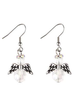 www.sayila.com - Angel earrings 43x29mm
