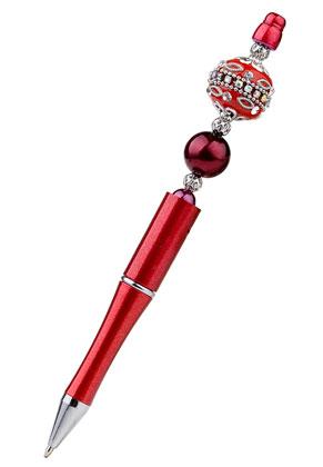 www.sayila.es - Bolígrafo para abalorios con Kashmiri abalorio 15cm