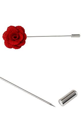 www.sayila.nl - Revers pin met bloem 90x28mm