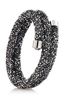 www.sayila.fr - Bracelet bangle avec strass 19cm - J04357
