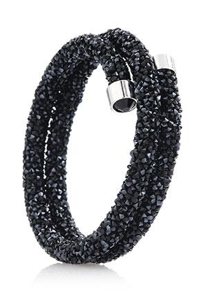 www.sayila.nl - Strass bangle armband 19cm