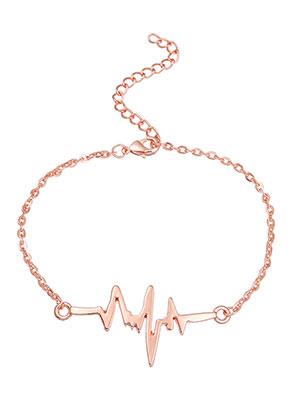 www.sayila.fr - Bracelet avec battement de coeur 18-24cm