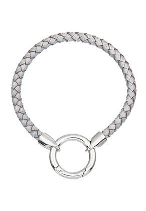 www.sayila.es - EasyClip pulsera de cuero 19cm