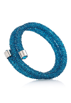 www.sayila.be - Strass bangle armband 19cm