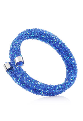 www.sayila.nl - Strass bangle armband 19cm