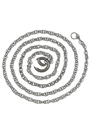 www.sayila.com - EasyClip metal necklace 80cm