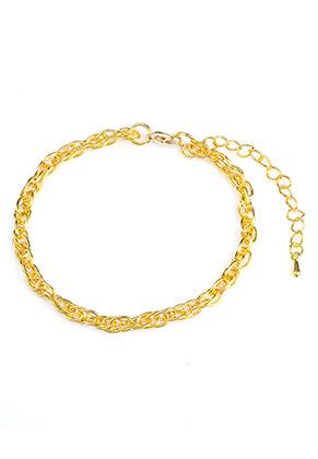 www.sayila.nl - Metalen armband 18-24cm