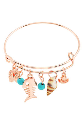 www.sayila.nl - Charm bangle armband met bedels