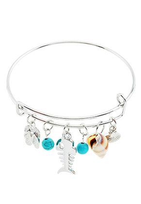 www.sayila.nl - Charm bangle armband met bedels