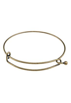 www.sayila.com - Charm bangle/wire bracelets