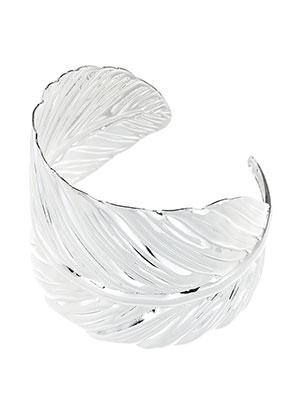 www.sayila.nl - Cuff armband veer 19cm ^
