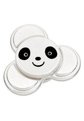 www.sayila-perlen.de - Fidget spinner Pandabär