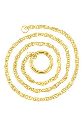 www.sayila.com - EasyClip metal necklace 60cm