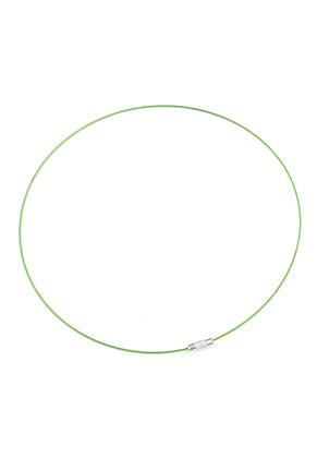 www.sayila.be - Metalen halskettingen met sluiting 44cm (3+1mm dik)