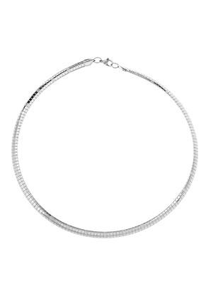 www.sayila.be - Roestvrijstalen halsketting 45x0,6cm