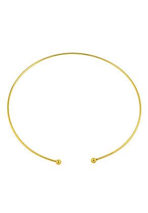 www.sayila.be - Brass spang 40cm (2mm dik) met afneembare bolsluiting
