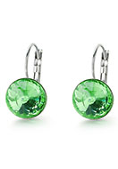 www.sayila.es - Pendientes de acero inoxidable con strass 22x13mm - J05869