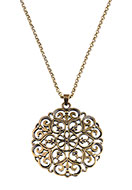 www.sayila.com - Necklace with bohemian pendant 80-85cm - J05907