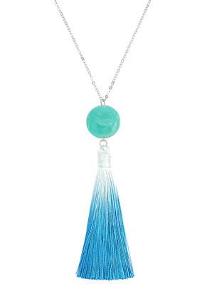 www.sayila.com - Necklace with tassel 45-50cm