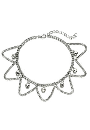 www.sayila.com - Anklet with bells 24-28cm
