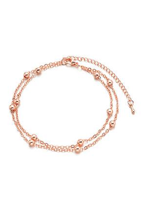 www.sayila.nl - Metalen armband/enkelbandje 20-25cm