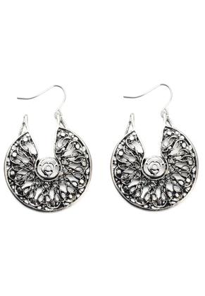 www.sayila.com - Tribal earrings 54x38mm