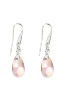 www.sayila.co.uk - Earrings with glass drop 40x9mm - J06701
