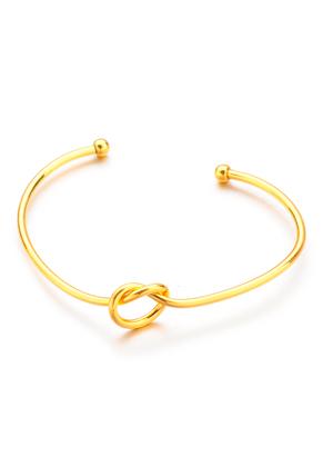 www.sayila.com - Cuff bracelet with knot 18cm
