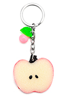 www.sayila.com - Key fob with apple 11,5x5cm - J06830