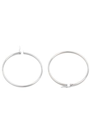 www.sayila.com - Stainless steel earrings 48x44mm
