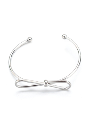 www.sayila.com - Cuff bracelet with bow 17cm