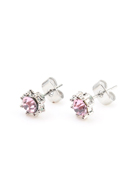 www.sayila.com - Metal ear studs with strass 17x8mm - J07118