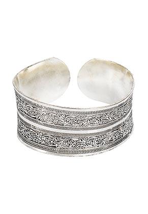 www.sayila.nl - Bohemian cuff armband 19cm ^