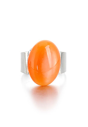 www.sayila.com - Ring with natural stone Agate >= Ø 18mm