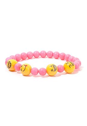 www.sayila.nl - Armband met emoji 18cm