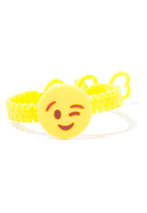 www.sayila.com - Bracelet with emoji