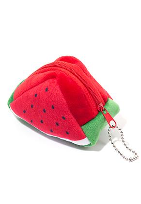 www.sayila.nl - Portemonnee watermeloen 9x7x4cm