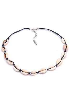 www.sayila.com - Necklace with shells 45-50cm
