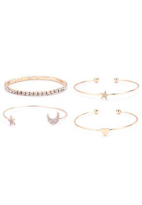 www.sayila.fr - Ensemble de bracelets 17cm