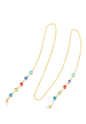 www.sayila.com - Eyeglasses chain with strass 76cm