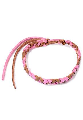www.sayila.nl - Imitatieleren anti muggen armband 18-28cm