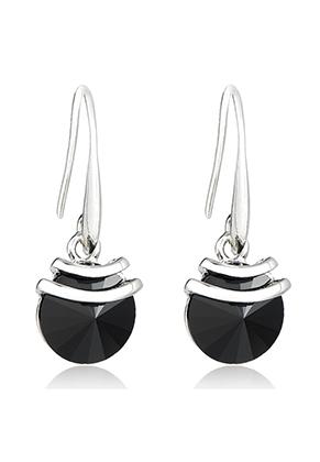 www.sayila.com - Earrings with strass 33x13mm