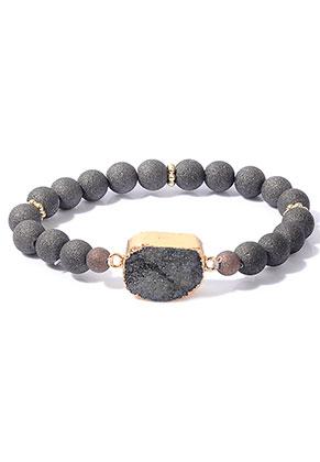 www.sayila.nl - Armband met natuursteen Crystal 18cm