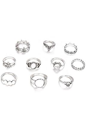 www.sayila.com - Mix metal rings Ø 14-18mm