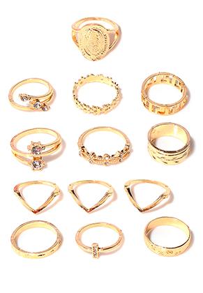 www.sayila.com - Mix metal rings Ø 16-19mm