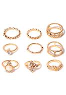 www.sayila.es - Mezcla de anillos de metal Ø 15-17mm - J08896