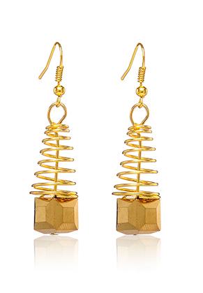www.sayila.fr - Boucles d'oreilles avec arbre 57x13mm