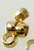 www.sayila.fr - BudgetPack Perle à écraser de métal ± 2,5mm (± 170 pcs.)